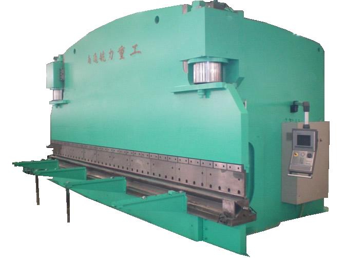 WC67-1600/6000液压板料折弯机