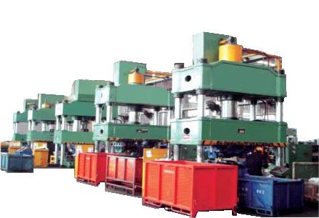 Y32-四柱液压机