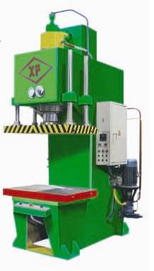 Y41系列单柱式油压机